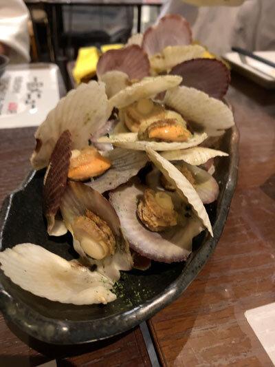 赤穂 牡蠣 かましま ベビーホタテ