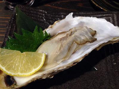 加古川 居酒屋 ダイフク 生牡蠣
