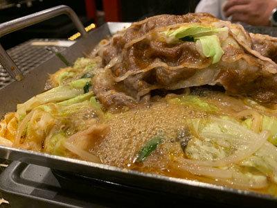 姫路 焼肉ホルモン 五味屋 五味屋鍋