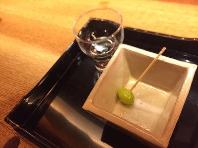 日本酒 ゴーアラウンド神戸 割烹料理 江川