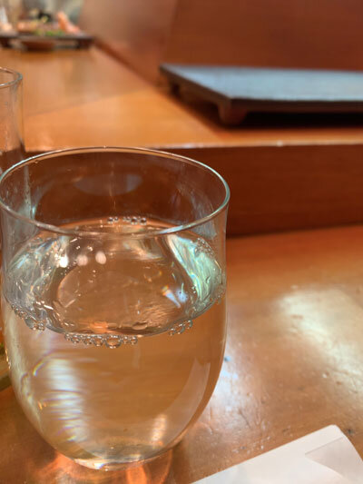 姫路 寿司 田吾作 日本酒