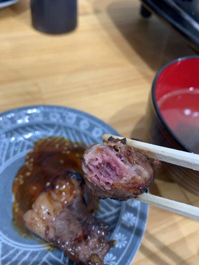 姫路 肉家まるまさ 焼肉ランチ 半生