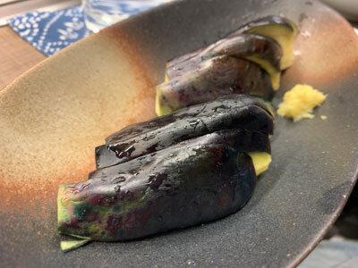 姫路 鉄板焼き きゃべつ 生ビール 水茄子