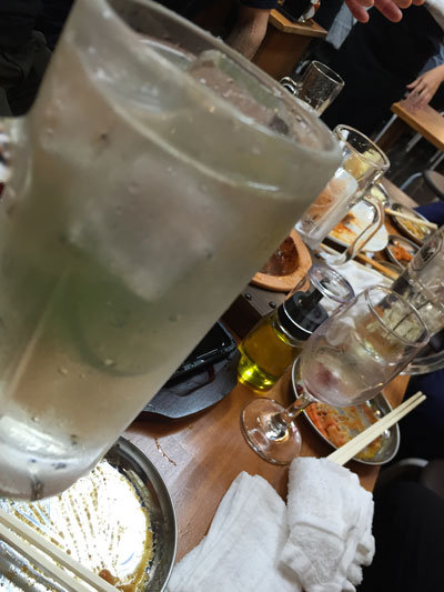 姫路 MARUMASA ジョッキスパークリング