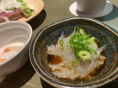 姫路 魚町 土佐料理 よさこい のれそれ