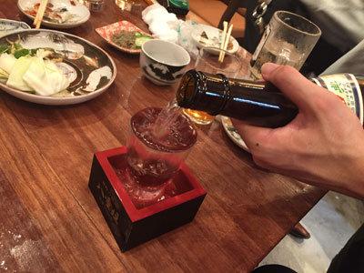 加古川 炭火やきとり どうどう堂 日本酒