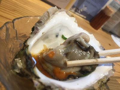 姫路 フェスタバル 2018 マルホウ 岩牡蠣 肉厚