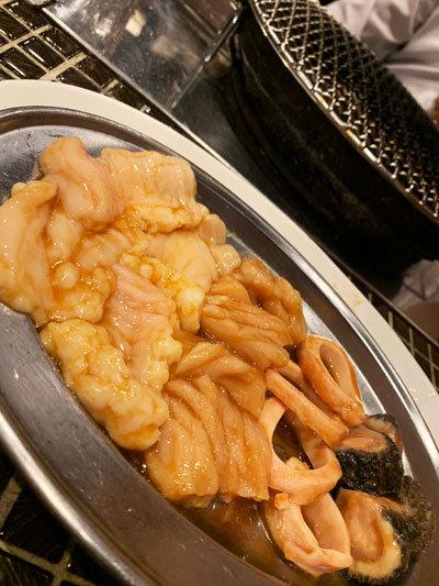 姫路 焼き肉 ホルモン 五味屋