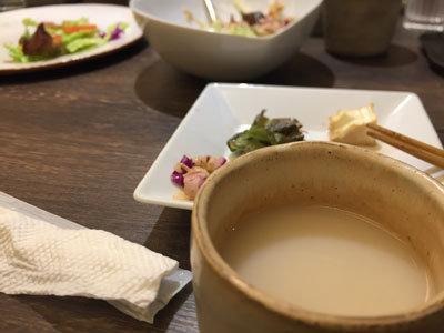 姫路 ジビエ料理 Pinari マッコリ