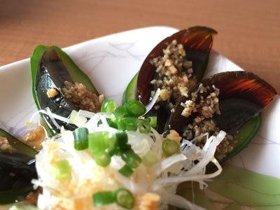 明石 台湾 家庭料理 魚の棚 森の小屋 ピータン