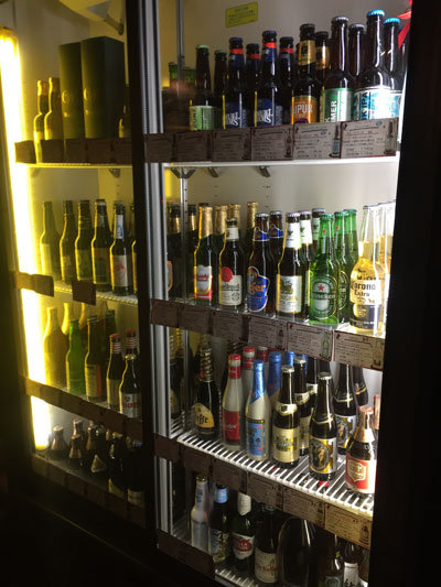 姫路 パブリック Bar HOSANNA ビール