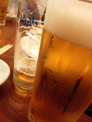 神戸 餃子 ぎょうざ 瓢たん 生ビール