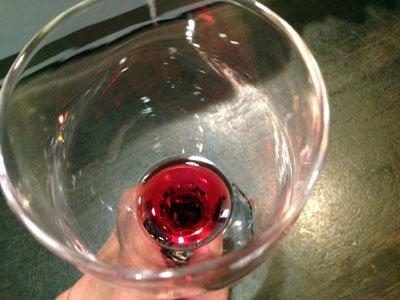 加古川 立呑み うさや グラスワイン