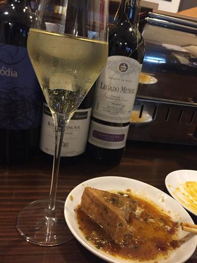 姫路 ワイン バル kagen スパークリング ワイン