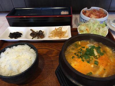 姫路 ランチパスポート 韓国料理 李家房
