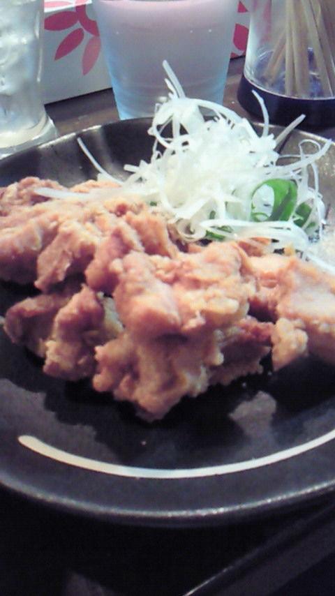 神戸 鯉茶屋 から揚げ