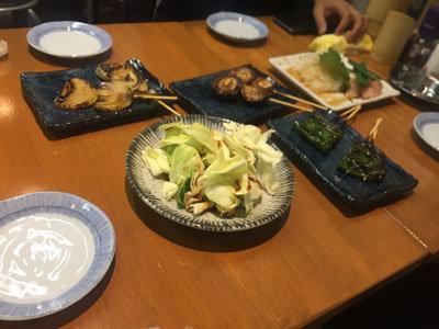 姫路 焼きとり 鶏すき みこはち屋 串