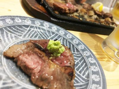 姫路 肉酒場 肉のまるまさ 肉盛合せ