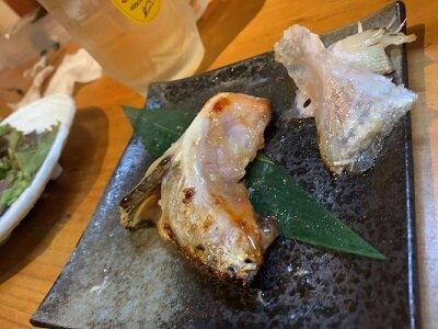 姫路 立ち呑み 鮭味噌漬け