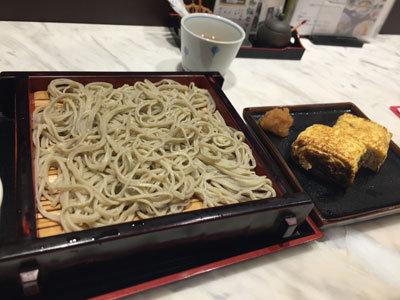 姫路 石挽き蕎麦 御座候