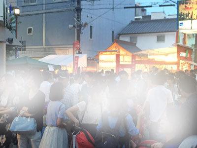 姫路 ゆかた祭り2017
