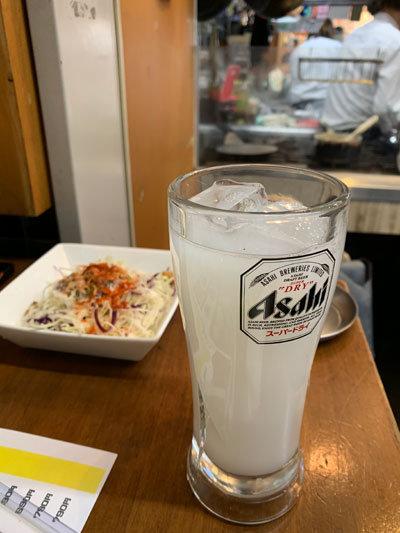 姫路 イタリアンMARUMASA 立町店 チューハイ