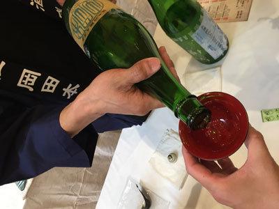 姫路 美酒美食の宴 2017 岡田本家