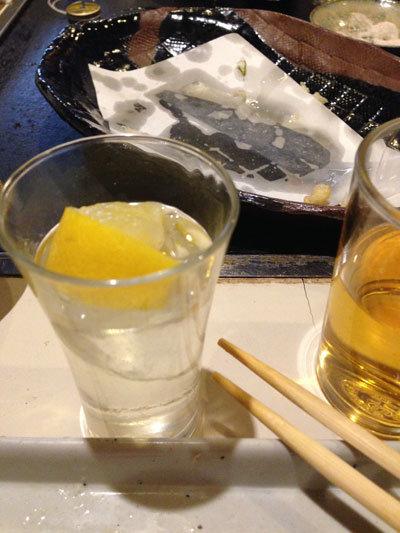 淡路 鉄板焼き ほたる 大人気メニュー わかめの天ぷら