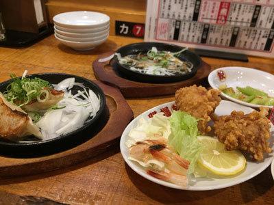 姫路 大衆餃酒場 殿様餃子 ボリューム