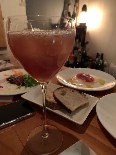 姫路 wine&cafe Reviere カクテル