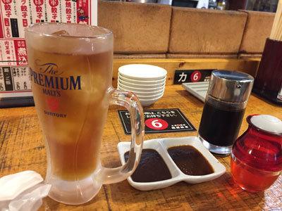 姫路 大衆餃酒場 殿様餃子 麦焼酎