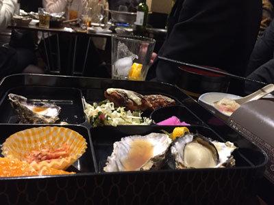 赤穂 牡蠣 かましま お弁当