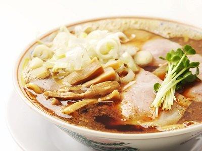 大阪 サバ6製麺所 サバ醤油そば