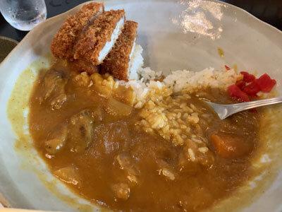 姫路 とんかつ・ステーキ 四季 かつカレー