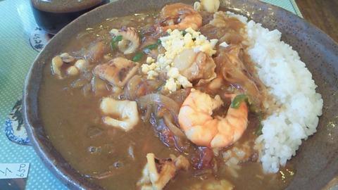 長崎 おいしいカレー サムワン