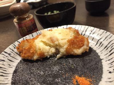 姫路 某チェーン店 コロッケ