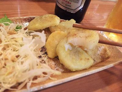 姫路 家庭料理のお店 ひとみ 山いも
