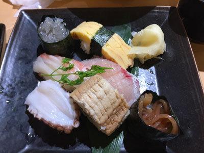 明石 魚の棚 あかし亭 お寿司
