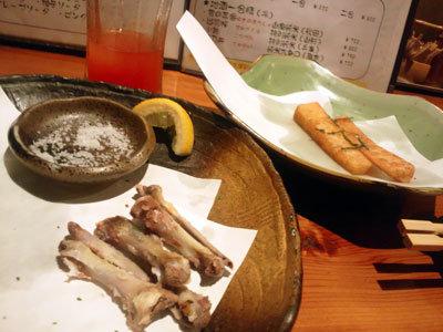 神戸 焼き鳥 鶏の拙者