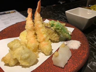 姫路 創作料理 夢番地 天ぷら