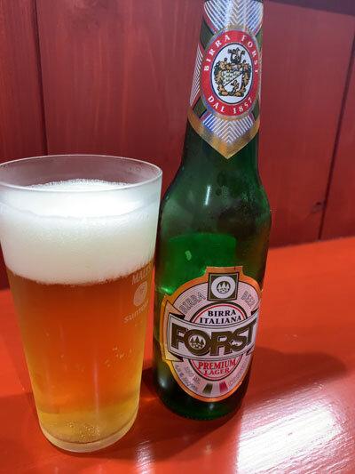姫路 イタリアン ロカンダ 敏ビール