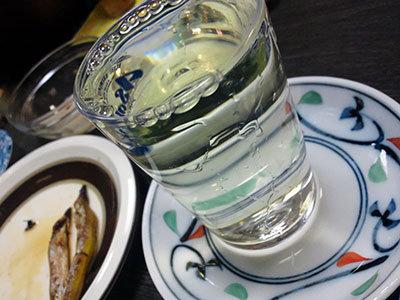 大阪 立ち呑み 山長 梅田店 日本酒