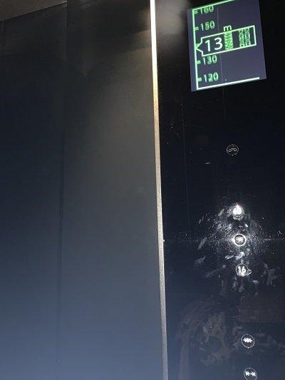 あべのハルカス エレベーター