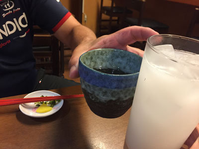 西新町 お食事処 縁寿 乾杯