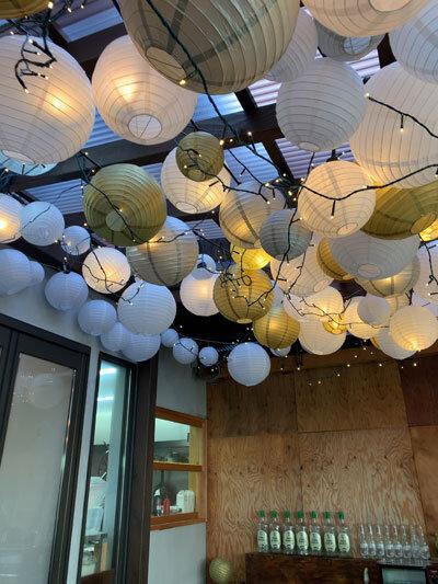 姫路 カフェ SOL 客席
