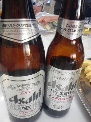 ノンアルコールビールでもアルコール入っているの? -「ノンアル15本飲- お酒・アルコール | 教えて!goo