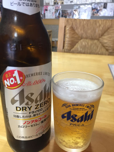 須磨 鮨 にっ多 ノンアルコール