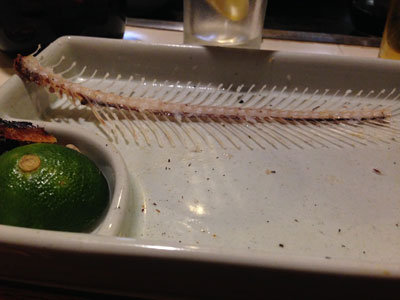淡路 由良の白身魚