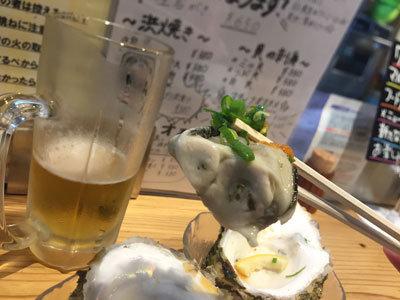 姫路 牡蠣 マルホウ 岩牡蠣