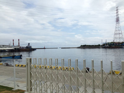 姫路 妻鹿漁港